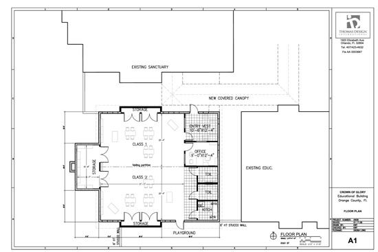Our Future Building Plans Include A New Preschool Education For Precious Gems And Crown Of Glory Sunday School
